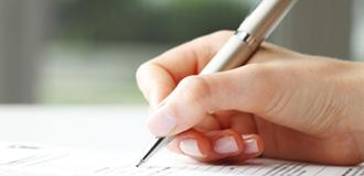 Schriftliche Befragung. Kinzinger - Agentur für Marktforschung und Markenführung
